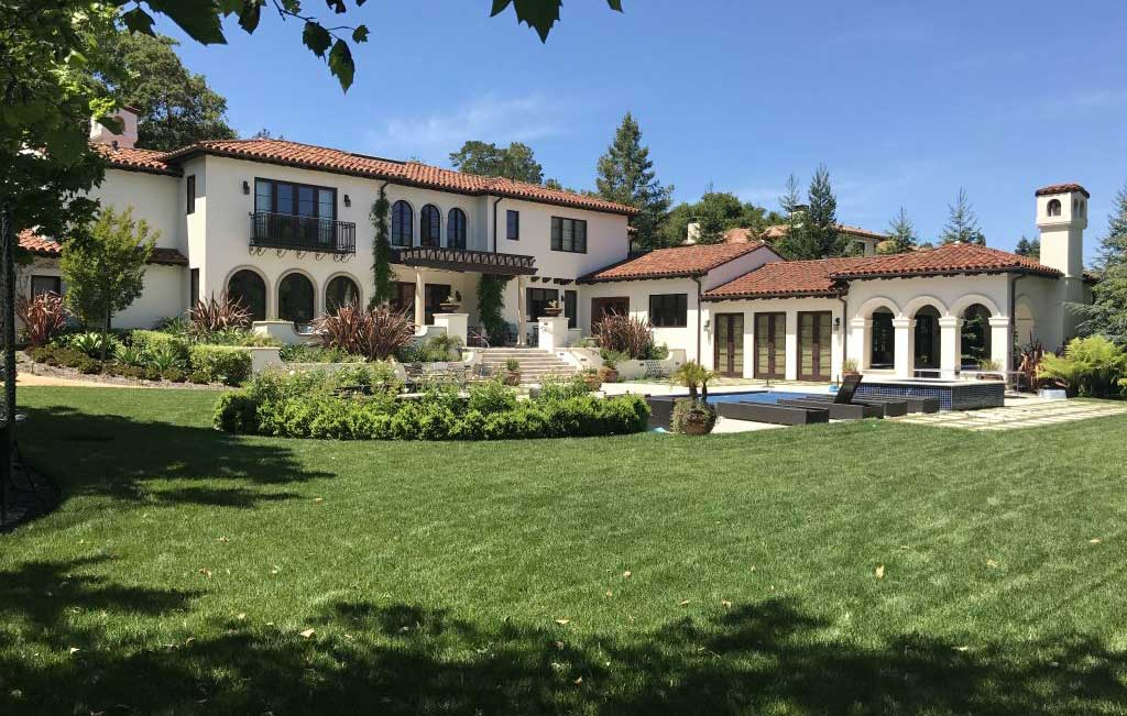 Spanish Revival Estate
